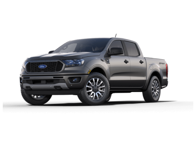 New 2019 Ford Ranger XLT Truck in Cathedral City